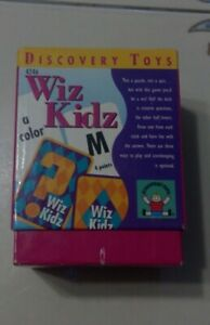 Discovery Toys Wiz Kidz 4246 Educational Game Good For Travel