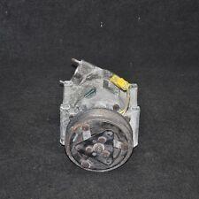 Peugeot 307 Air Con A/C Pump 1.6 16V Petrol 80kw 2003 9646273880