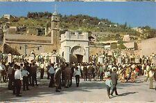 BR43611 Orthodox church of annunciation with arys well nazareth     Israel