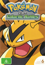 Pokemon: Galatic Battles - Season 12  - DVD - NEW Region 4