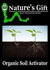 More details for organic soil activator/ improver, conditioner, worm casting extract liquid