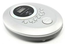Audiovox Dm8210-45 Portable Cd Player Fm Radio