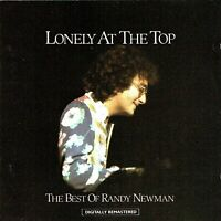 (CD) Randy Newman - Lonely At The Top / The Best Of Randy Newman - Short People