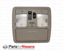 Genuine Nissan 2006-2008 Maxima Overhead Console Map Reading Lamp NEW OEM