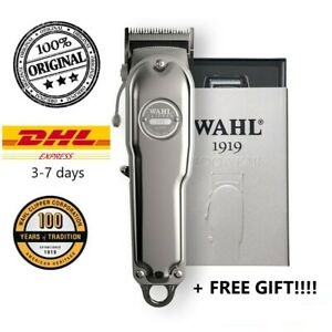 Wahl 100 Year Anniversary Limited Edition 1919 Clipper Set 100% Authentic + Gift
