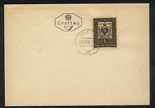 Austria 572 nice cachet first day cover Kel09131