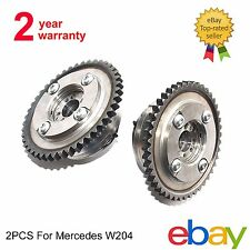 2pc x Camshaft Adjuster Actuators For Mercedes W203 W204 C250 SLK250 A2710502747