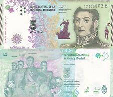 ARGENTINA.2015/17.5 PESOS.P-359.UNCIRCULATED..(S)