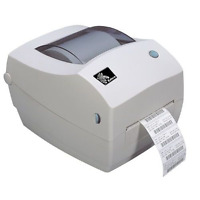 Zebra GC420t Thermal Label Barcode Shipping Printer GC420-100510-000