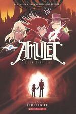 Amulet: Firelight 7 by Kazu Kibuishi (2016, Hardcover, new)
