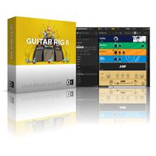 ✅ Native Instruments Guitar Rig 6 Pro v6.0.3 Full version ✅ SAME DAY DELIVERY ✅