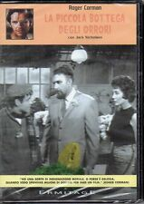 DVD NEW - LA PICCOLA BOTTEGA DEGLI ORRORI