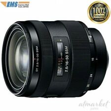 SONY Standard zoom lens DT 16-50mm F2.8 SSM APS-C Format only Camera SAL1650