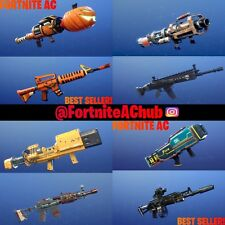 Fortnite Save the World Guns Grave Digger 106PL Nocturno STW Max Perks Xbox PS4