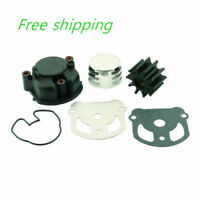 Water Pump Impeller Kit with Housing Replaces for OMC Cobra 984461 983895 984744