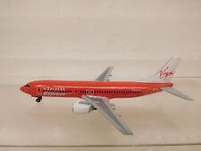 MES-58910Boeing 737 Virgin,1/400,sehr guter Zustand,ohne Originalverpackung