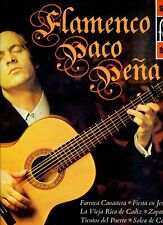PACO PENA flamenco UK 1970 EX+ LP