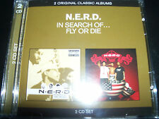 NERD / N.E.R.D In Search Of / Fly Or Die 2 CD - Like New
