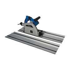 Silverline 624327 1200W DIY Plunge Tracksaw Track Saw Power Tool