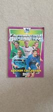 Topps Premier League 1999 Superstars Sticker Album. Mint Condition
