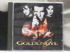 007 GOLDEN EYE - OST CD COME NUOVO LIKE NEW ORIGINAL SOUNDTRACK