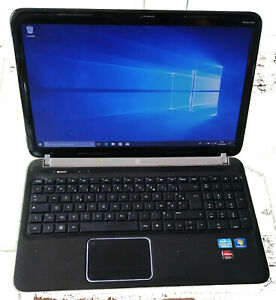 "HP Pavilion dv6-6051ef Intel Core i3-2310M 4Go 640Go 15,6"" Windows 10"