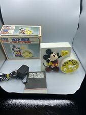 Vintage Concept 2000  Mickey Mouse Radio Model 402 Tested Works