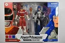 Power Rangers Lightning Collection In Space Red Ranger vs Astronema 2 Pack