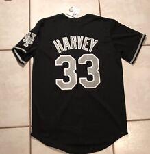 NWT MAJESTIC New York Mets Matt Harvey Limited Edition MLB Jersey Men's Medium