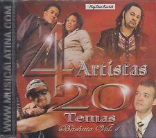 Alex Bueno Luis Vargas Monchy Y Alexandra 40 Aristas 20 Temas CD Nuevo Sealed