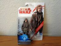 "Luke Skywalker Jedi Exile 3.75"" Star Wars The Last Jedi * In Hand, Ready to Ship"