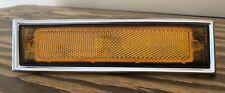 1981-87 Chevy GMC Truck C/K 5972406 RH Front Fender Side Marker Light Lamp OEM