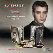 Elvis Presley - Memphis Recording Service: The Complete Works 1953 - 1 NEW CD Bo