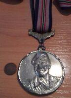 IRAQ, commemorative medallion , Saddam Hussein Era 1990s, 4.