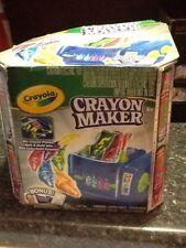 Used Crayola Crayon Maker