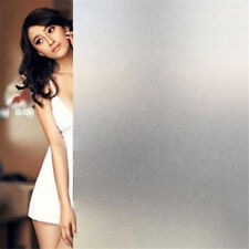 Removable Waterproof 90cm x 5m PVC Privacy Frosted Glass Window Film Sticker