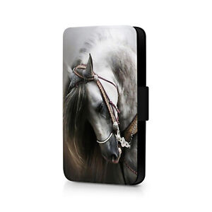Horse Bridle Phone Flip Case For iPhone - Huawei
