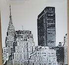 Nick Walker - New Yorker - Original Spraypainted Stencil On Paper