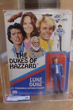Dukes of Hazzard LUKE DUKE AFA 70 Action Figure 1981 Mego 3 3/4 tv show series 2