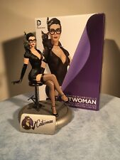 CATWOMAN DC COMICS BOMBSHELL STATUE DC Collectibles Ant Lucia Batman Selina Kyle