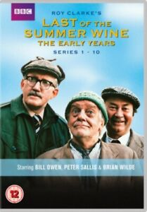 NEW Last Of Summer Wine Series 1 to 10 DVD