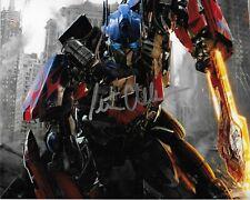 Peter Cullen-Transformers- Signiert 8x10 Foto