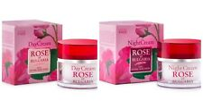 BioFresh Day Night Cream Rose Bulgaria 50 ml Soften Regenerate Skin Chamomile