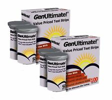 200 Test Strips for OneTouch Ultra / 2 / Mini Meters, Fast & Accurate Results