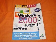 """Microsoft Windows 2000, """"Techno Book"""", Techno Publishing, 1999"""
