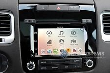 Navigation VW Touareg (7P) RCD 550 Touchscreen - Android, GPS, Wifi, 3G, USB, SD