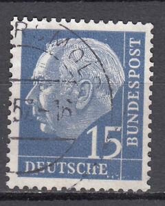 BRD 1954 Mi. Nr. 184 Gestempelt LUXUS!!!