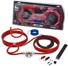 Brand New Stinger Power Amplifier Kit 4 GA SK4241 4000 Series High Performance