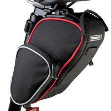Cycling Bicycle Saddle Bag Pannier MTB Road Bike Seat Rear Bag Tail Storage Bags