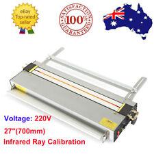 AU 700mm Acrylic PVC Heater Bender Bending Machine Infrared Ray Calibration